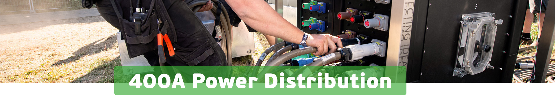 400A Power Distribution