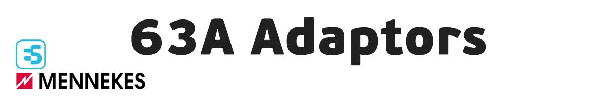 63A Adaptors