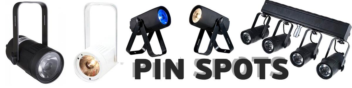 Pin Spots
