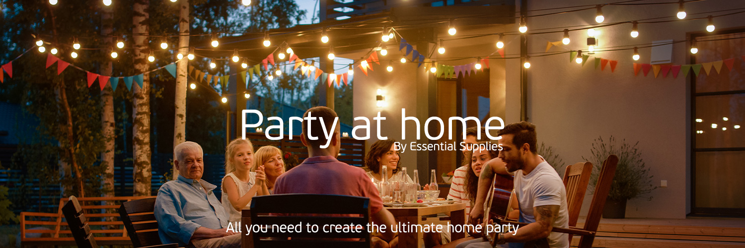 Party at home
