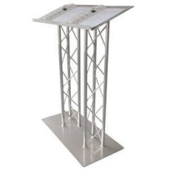 100 Series Double Tri-Truss Lectern 1A TR DLCT