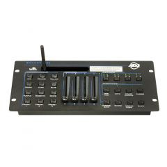 Wireless DMX Lighting Control WiFly Desk 64 Channel by ADJ IR
