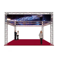 Exhibition Stand 6m x 6m