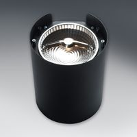 LED Event Uplighter - Wired 16A in & out (black case)