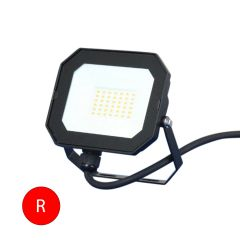LED 30W Red Floodlight