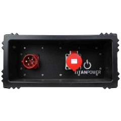 New Titan Power 32A Amp 415v Distribution
