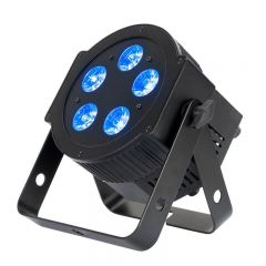 ADJ 5PX Hex Uplighter in Black 5 x 12w LEDs
