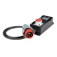 63a Adaptor For EV Chargers With RCD Protection