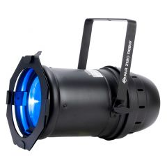 PAR Z120 RGBW, Black, 115W LED, Par Can