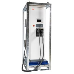 Portable DC Charger for EV Cars Fast 50kW - 180kW