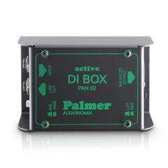 Palmer Pro Audionomix - DI Box active