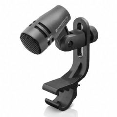 Dynamic Cardioid Sennheiser E604 Black Clip-On Microphone