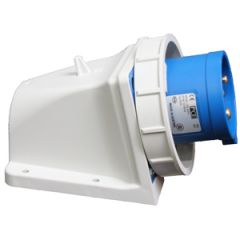 inlet wall mount 230v 32a