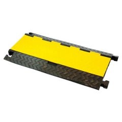 5 Channel Cable Ramp 0.85m long, 5 x 35mm Cable
