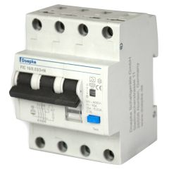 Residual Current Devices 16A / 30mA 4 Module by Doepke