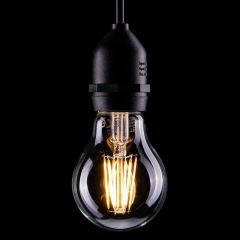 6w GLS LED ES Filament Lamp