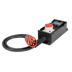 32a Adaptor for EV Chargers With RCD Protection