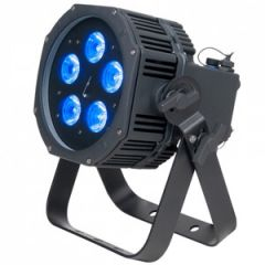 Wifly Exterior HEX 5 x 10w RGBAW UV Mains or Battery