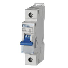 Miniature Circuit Breakers 16A Single Pole Type C by Doepke