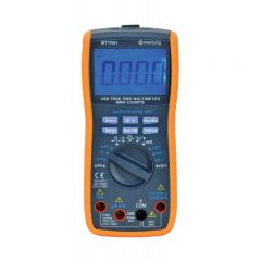 MTTR01 - Compact Multimeter with USB Interface by Mercury