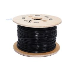 Black PVC Coated Wire Rope 4mm
