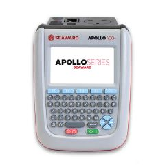 APOLLO 400 PAT Tester Mains & Battery Powered by Seaward