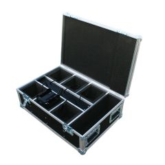 Custom Flight Case for x 6 Smart Bats + Charging