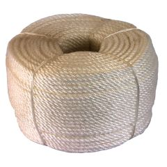 6mm Staple Spun Polypropylene Rope
