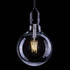 6W Globe LED ES Filament Lamp