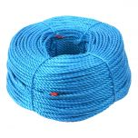 6mm Blue Polypropylene Rope 220m