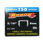 Staples Arrow 8mm for T50