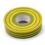 Insulation Tape 33m x 19mm Green and Yellow