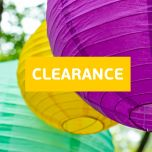 Paper Lantern x 50 Assortment - Super Saver Deal