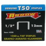 Staples Arrow 12mm for T50