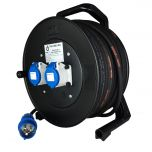 Professional Cable Reel 25m 16 Amp 240 volts 2.5mm H07