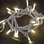 Fairy Light Package - Starter Set and 2 x 10m Warm White Fairy Lights White Cable
