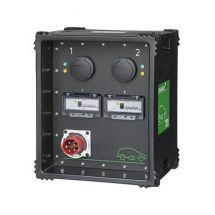 Quad 11kw Portable EV Fast Charger Type 2