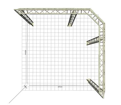 Bespoke and Off-the-Shelf Exhibition Truss