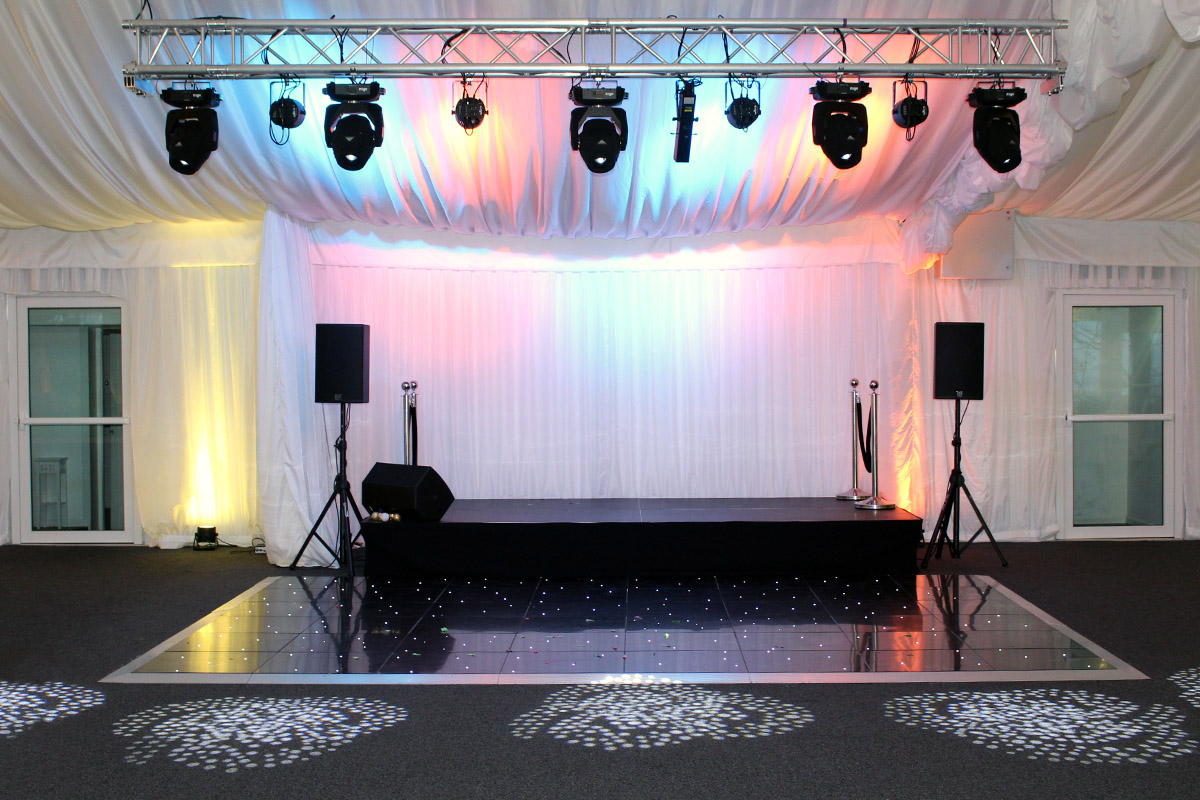 Bespoke Event Lighting & Audio