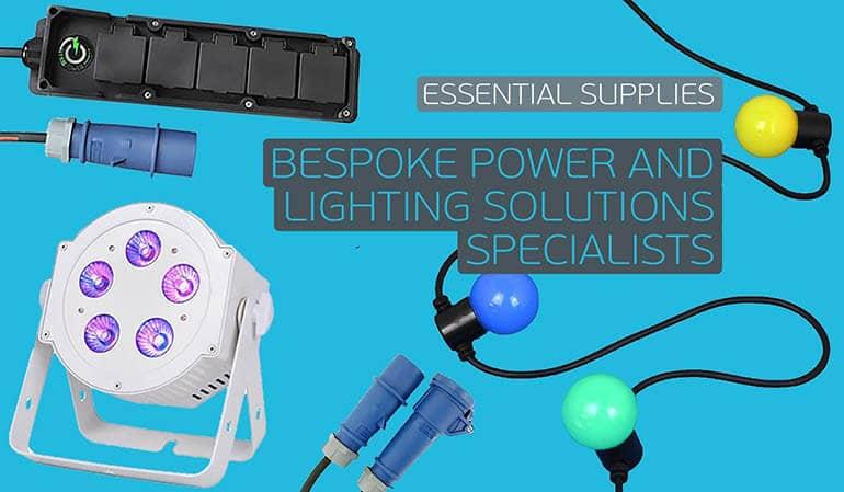 Bespoke Lighting & Power Solutions