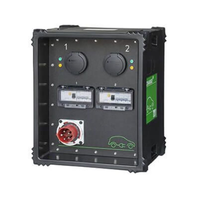 Titan Power 11kW Quad Fast Charger